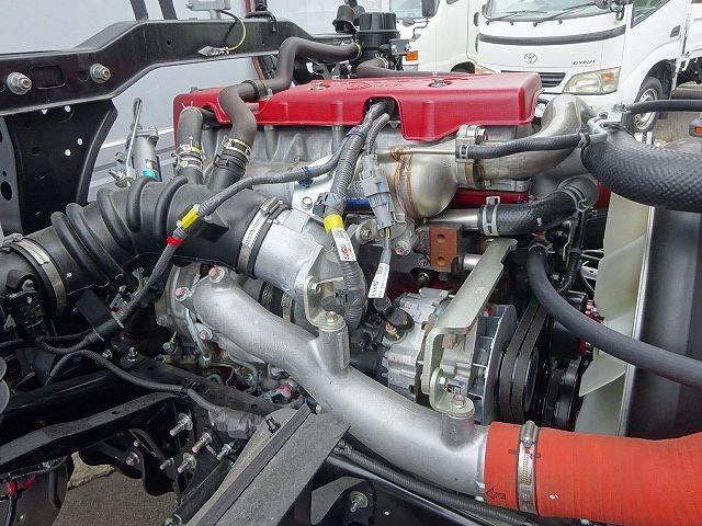 日野 H29 レンジャー フルワイド低温冷凍車 格納PG 画像28
