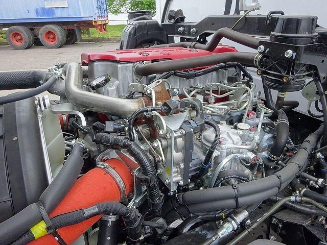日野 H29 レンジャー フルワイド低温冷凍車 格納PG 画像29