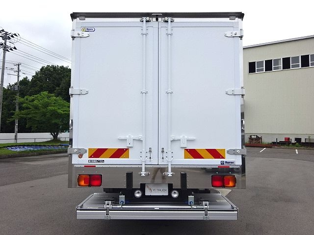 日野 H29 レンジャー フルワイド低温冷凍車 格納PG 画像7