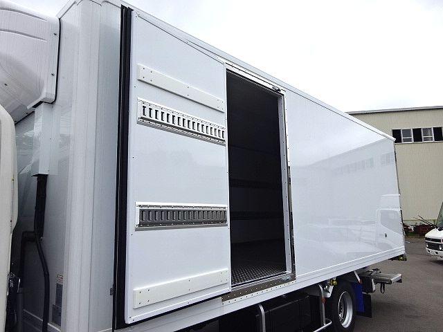 日野 H29 レンジャー フルワイド低温冷凍車 格納PG 画像9