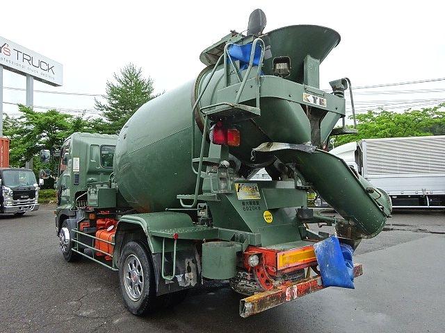日野 H16 レンジャー 増トン コンクリートミキサー 画像6