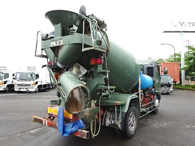 日野 H16 レンジャー 増トン コンクリートミキサー 画像8