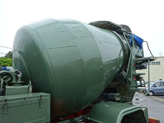 日野 H16 レンジャー 増トン コンクリートミキサー 画像9