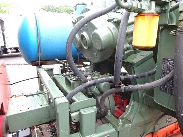 日野 H16 レンジャー 増トン コンクリートミキサー 画像11