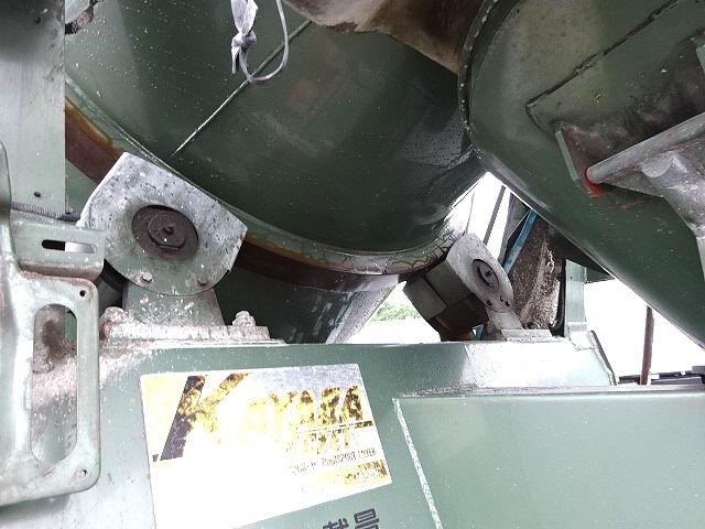 日野 H16 レンジャー 増トン コンクリートミキサー 画像18