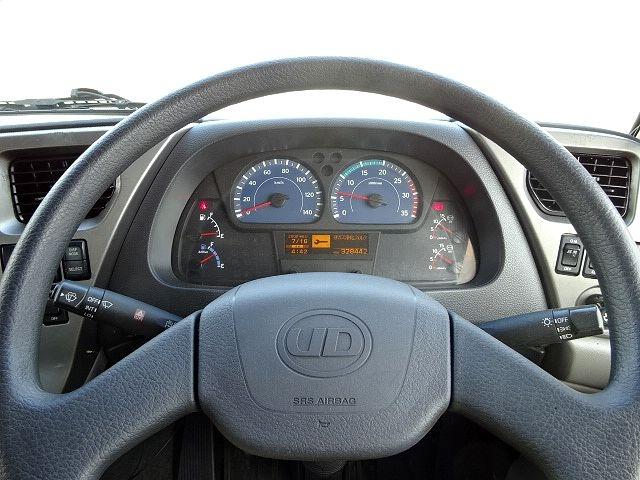 UD H23 コンドル 冷凍車 キーストン ジョルダー 画像25