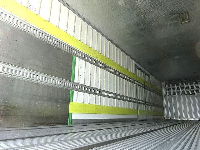 三菱 スーパーグレート 冷凍車 キーストン ジョルダー★ 画像12
