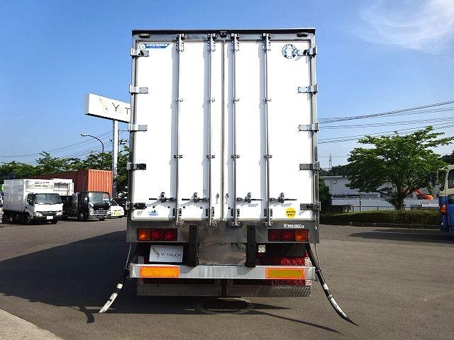 三菱 スーパーグレート 冷凍車 キーストン ジョルダー★ 画像9