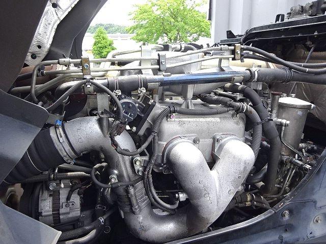 いすゞ H20 ギガ 4軸低床アルミウィング ★ 画像30