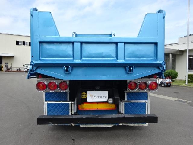 日野 H22 プロフィア ダンプ 車検付 画像8