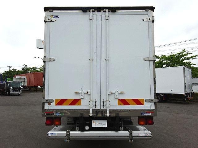 いすゞ H26 フォワード フルワイド 冷凍車 格納PG  画像5
