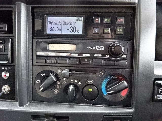 いすゞ H26 フォワード フルワイド 冷凍車 格納PG  画像24