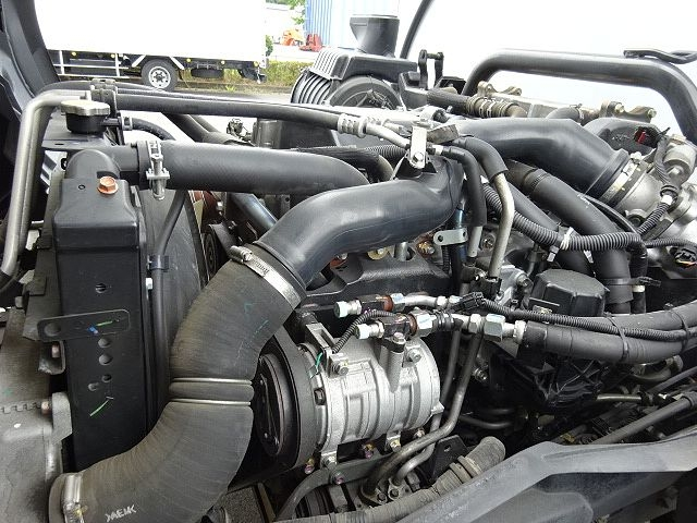 いすゞ H26 フォワード フルワイド 冷凍車 格納PG  画像29
