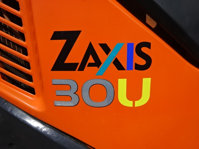 その他 日立 ZX30U-2 ミニユンボ 0.09立米 画像26