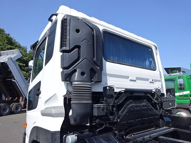 UD H27 クオン ダンプ 車検付 510X220cm 画像20