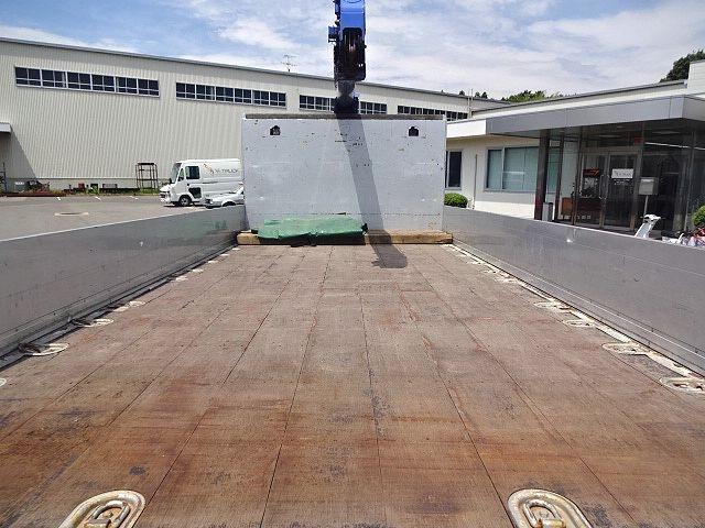 三菱 H24 ファイター フルワイド 平 4段クレーン★ 画像12