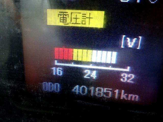 三菱 H24 ファイター フルワイド 平 4段クレーン★ 画像24