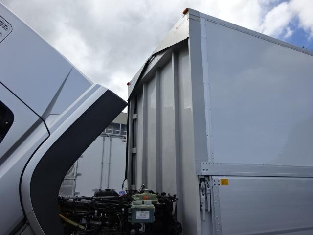三菱 H25 スーパーグレート 4軸低床アルミウィング  画像22