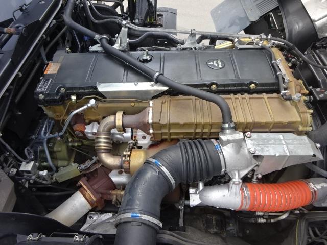三菱 H25 スーパーグレート 4軸低床アルミウィング  画像30