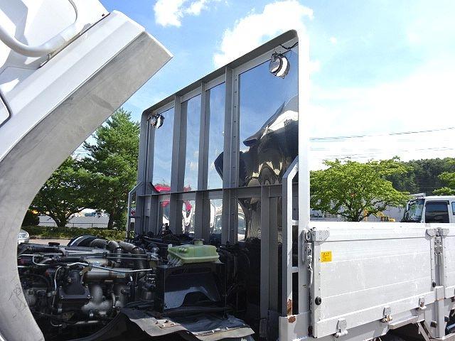 三菱 H21 スーパーグレート 4軸 平 アルミブロック 画像12
