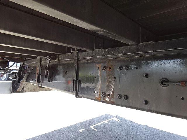 三菱 H21 スーパーグレート 4軸 平 アルミブロック 画像17