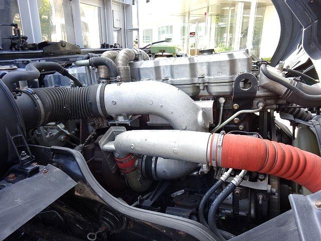 三菱 H21 スーパーグレート 4軸 平 アルミブロック 画像29