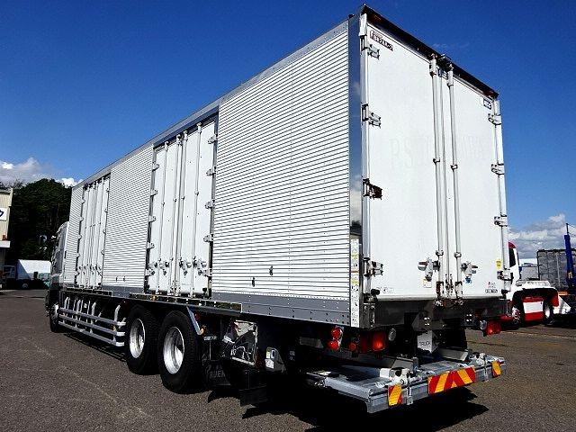 日野 H18 プロフィア 3軸低温冷凍車 格納PG 画像10