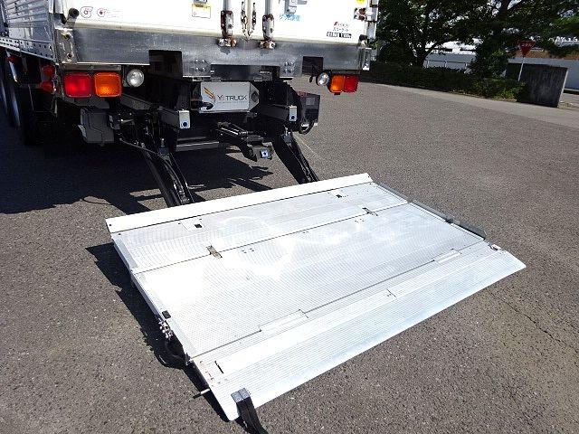 日野 H18 プロフィア 3軸低温冷凍車 格納PG 画像11