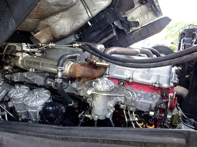 日野 H18 プロフィア 3軸低温冷凍車 格納PG 画像21