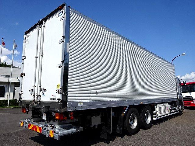 日野 H18 プロフィア 3軸低温冷凍車 格納PG 画像8