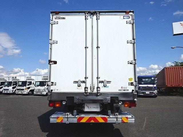 日野 H18 プロフィア 3軸低温冷凍車 格納PG 画像9