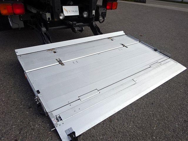 日野 H24レンジャー フルワイド 低温冷凍車 格納PG 画像11