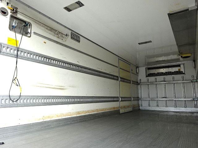 日野 H24レンジャー フルワイド 低温冷凍車 格納PG 画像13