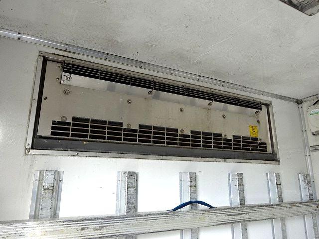 日野 H24レンジャー フルワイド 低温冷凍車 格納PG 画像15