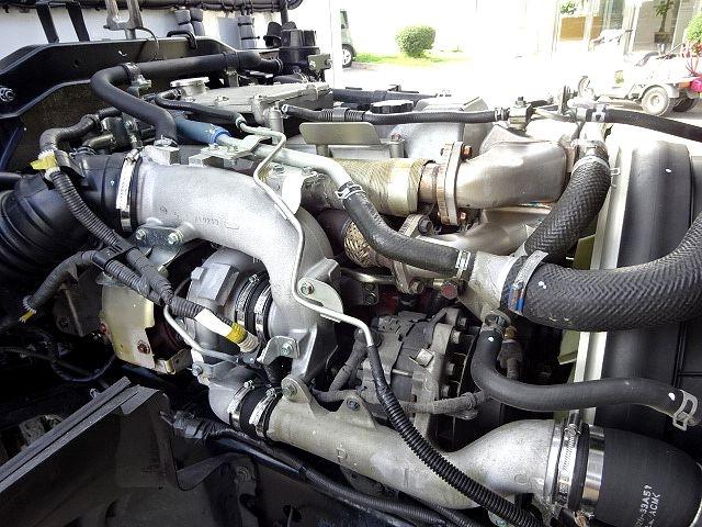 日野 H24レンジャー フルワイド 低温冷凍車 格納PG 画像16