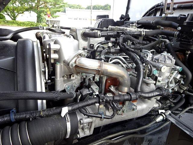 日野 H24レンジャー フルワイド 低温冷凍車 格納PG 画像17