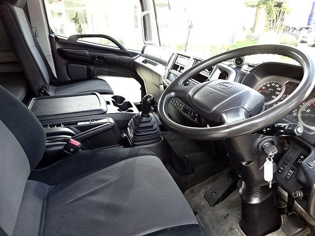 日野 H24レンジャー フルワイド 低温冷凍車 格納PG 画像23
