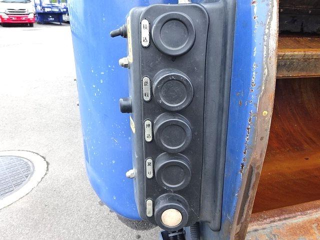 日野 H19 レンジャー パッカー車 ダンプ式 回転式  画像16