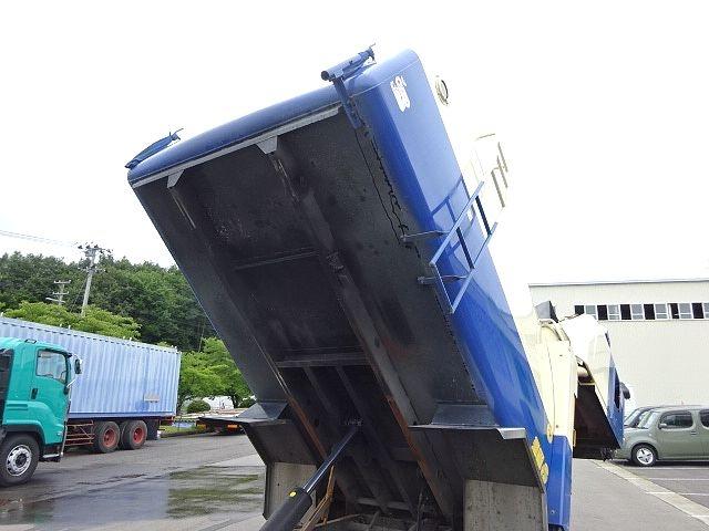 日野 H19 レンジャー パッカー車 ダンプ式 回転式  画像17
