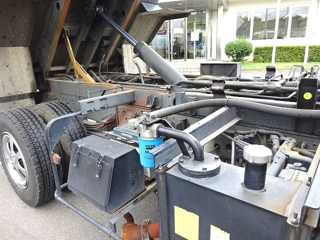 日野 H19 レンジャー パッカー車 ダンプ式 回転式  画像20