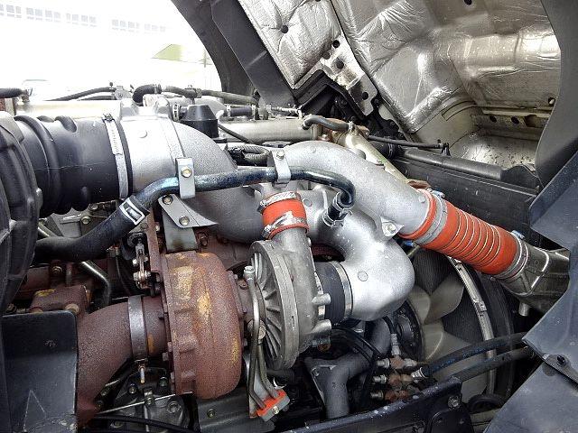 いすゞ H19 ギガ 4軸低床 低温冷凍車 画像18