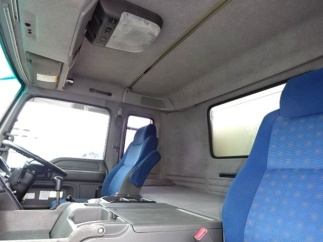 いすゞ H19 ギガ 4軸低床 低温冷凍車 画像29