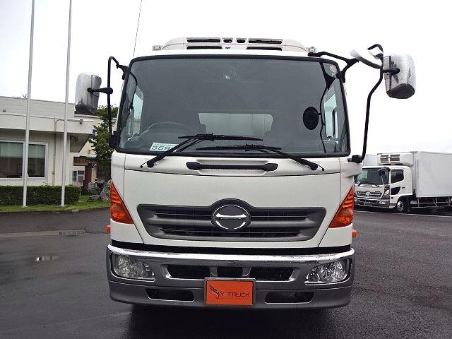 日野 H22 レンジャー 低温冷凍車 サイド扉 エアサス 画像2
