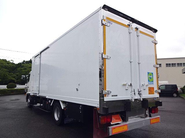 日野 H22 レンジャー 低温冷凍車 サイド扉 エアサス 画像6