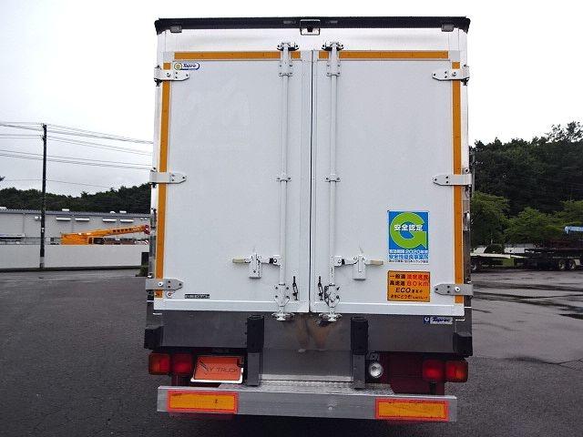 日野 H22 レンジャー 低温冷凍車 サイド扉 エアサス 画像7