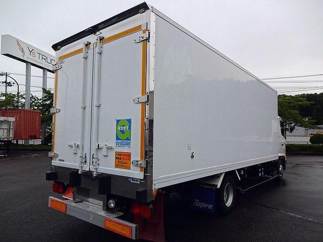 日野 H22 レンジャー 低温冷凍車 サイド扉 エアサス 画像8