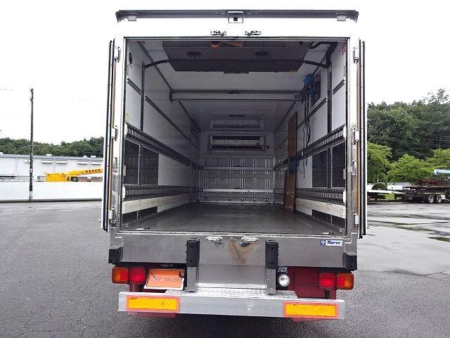 日野 H22 レンジャー 低温冷凍車 サイド扉 エアサス 画像9
