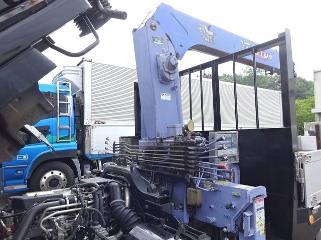 いすゞ H19 フォワード 増トン 平 4段クレーン ★ 画像14