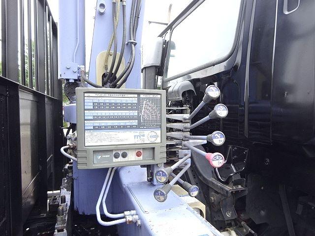 いすゞ H19 フォワード 増トン 平 4段クレーン ★ 画像15