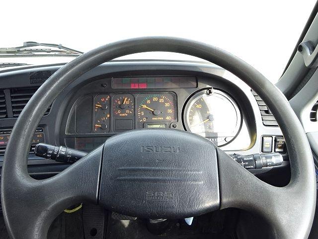いすゞ H19 フォワード 増トン 平 4段クレーン ★ 画像23